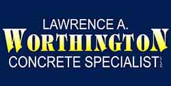 Lawrence A Worthington Concrete